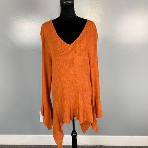Dress-U-II by Sharon, top, super cute, 2x